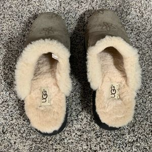 Authentic UGG Slip-Ons